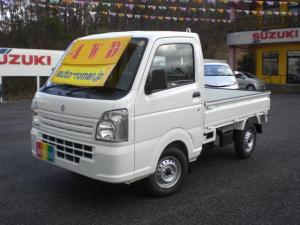 スズキ キャリイトラック KCエアコン・パワステ農繁仕様 4WD 届出済み未使用車