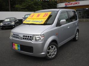 日産 オッティ S FOUR 4WD キーレス シートヒーター ETC