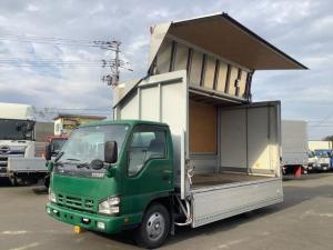 マツダ タイタントラック  日本フルハーフ 日本フルハーフ跳ね上げゲート 1000Kg ラッシングレール1段 台枠フック6個