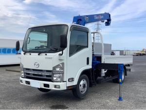 マツダ タイタントラック  タダノ4段 2.93t TM-ZF294 セイコラック2個 ターボ 6速マニュアル