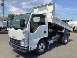 いすゞ エルフトラック  新明和 手動ダンプシート プロテクターアングル補修 最大積載量2000kg