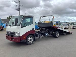 トヨタ ダイナトラック  タダノ セーフティローダー ラジコン ウインチ 積載3t 6速マニュアル ターボ