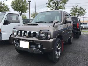スズキ ジムニー クロスアドベンチャー 4WD キ-レス シートヒーター ETC付 ABS