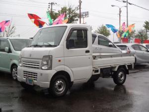 スズキ キャリイトラック KCエアコン・パワステ 4WD 5M/T