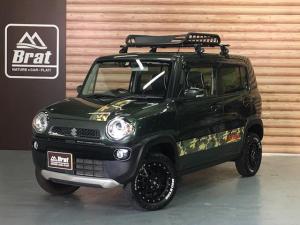 スズキ ハスラー X 4WD リフトアップ デュアルカメラブレーキサポート