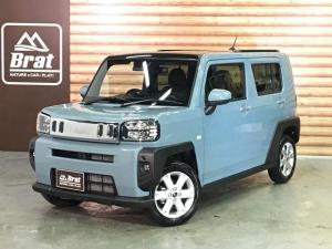 ダイハツ タフト G 4WD 9型ディスプレイオーディオシートヒーター ステアリングスイッチ LEDヘッドライト 電格ミラー フルセグ Bluetooth 純正15インチAW アイドリングストップ