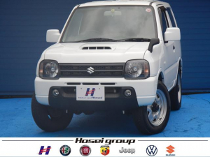 スズキ ジムニー XG 4WD 社外メモリーナビ ライトレベライザー フォグライト ETC