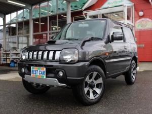 スズキ ジムニー クロスアドベンチャーXC 4WD 新品夏タイヤ 革調シート