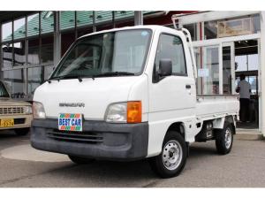 スバル サンバートラック TB 4WD 運転席エアバック