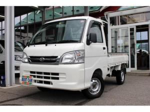 ダイハツ ハイゼットトラック エアコン・パワステスペシャルVS 4WD オートマ 作業灯 メッキグリル