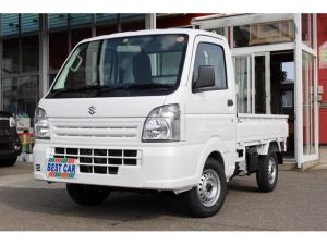スズキ キャリイトラック KCエアコン・パワステ 4WD 届出済み未使用車 エアコン パワステ エアバック ABS