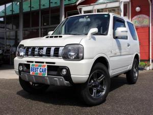 スズキ ジムニー クロスアドベンチャー 4WD ナビ 地デジTV CD DVD