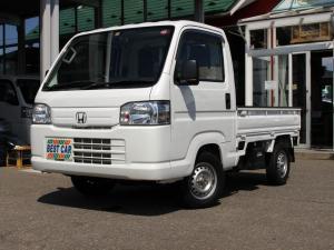 ホンダ アクティトラック SDX 4WD エアコン パワステ ABS Wエアバッグ 荷台作業灯 アオリゴムガード ゲートチェーン 荷台マット 走行10,842km