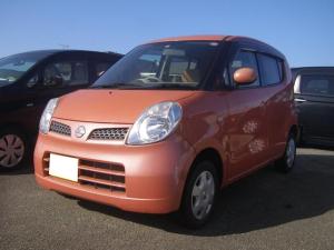 日産 モコ E FOUR 4WD シートヒーター CD