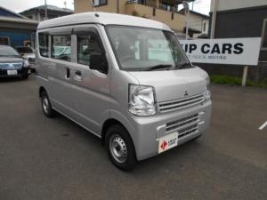 三菱 ミニキャブバン M 4WD エアコン