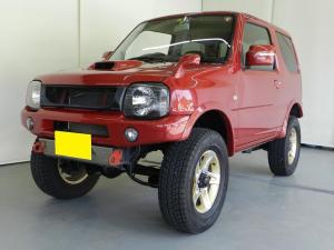 スズキ ジムニー クロスアドベンチャーXC 4WD リフトアップ 社外ナビ