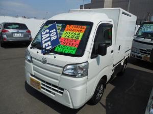 ダイハツ ハイゼットトラック 冷蔵冷凍車4WD-7℃設定左サイドドア