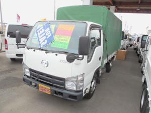 マツダ タイタントラック  1.5t幌付き極東パワーゲート3.0ディーゼルターボ