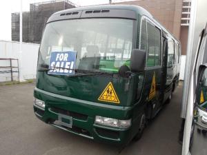 日産 シビリアンバス  幼児バス乗車定員3+51/1.5人リアヒーターリアクーラー