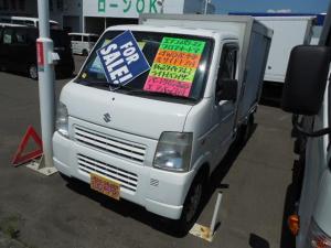 スズキ キャリイトラック  保冷車4WD