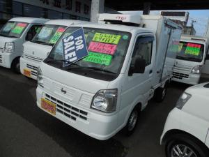 日産 NT100クリッパートラック  冷蔵冷凍車-5℃設定左サイドドア