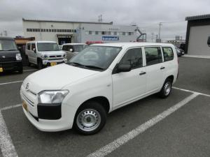 トヨタ サクシード U 4WD ETC 電格ドアミラー 横滑り防止 ヘッドライトレベライザー グ-鑑定車 外装4 内装4 1年ロング保証付き