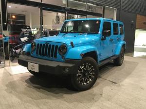 クライスラー・ジープ ジープ・ラングラーアンリミテッド サハラ Make My Jeep