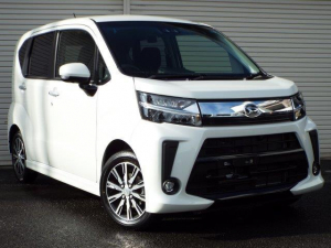 ダイハツ ムーヴ カスタムXリミテッドII SAIII 4WD VSCTRC付