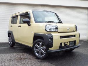 ダイハツ タフト G 4WD SA エコアイドル  VSC TRC付