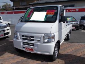 ホンダ アクティトラック SDX 5速マニュアル エアバッグ エアコン パワステ 4WD