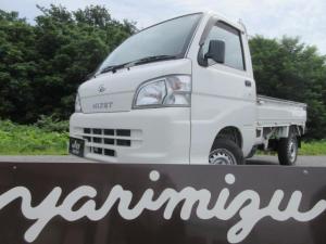 ダイハツ ハイゼットトラック エアコン・パワステ スペシャル 4WD スライド式開閉ホロ