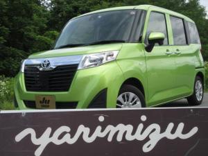 トヨタ ルーミー X Sスマアシ2 4WD ナビTV バックカメラ 電動ドア