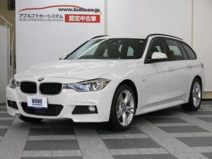 BMW 3シリーズ 320i xDriveツーリング Mスポーツ 純正ナビBカメ