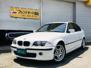 BMW 3シリーズ 318i Mスポーツ ナビ AW17インチ バックカメラ