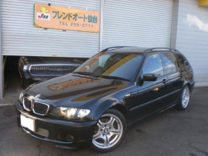 BMW 3シリーズ 318iツーリング Mスポーツパッケージ サンルーフ17AW