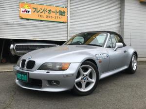 BMW Z3ロードスター 2.8 ロードスター オープン 純正アルミ レザーシート