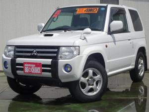 三菱 パジェロミニ VRターボ 4WD スタッドレスタイヤ付