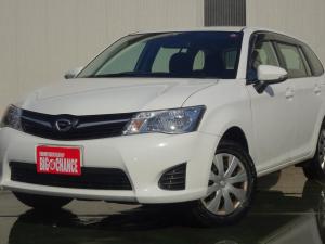 トヨタ カローラフィールダー 1.5X 4WD ナビ ETC スタッドレスタイヤ付き 1年保証
