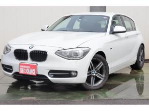 BMW 1シリーズ 116i スポーツ プッシュスタート ナビ