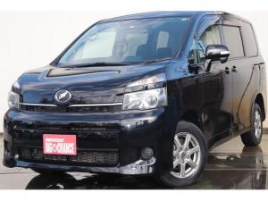 トヨタ ヴォクシー トランス-X 4WD ナビ バックカメラ 社外アルミ 1年保証