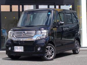 ホンダ N-BOX カスタムG SSパッケージ 4WD フルセグナビ 両側電スラ