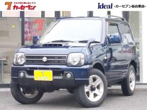 スズキ ジムニー XC 1オーナー 4WD 社外ナビ Bluetoothオーディオ ETC 電動格納ミラー パワーウインドウ