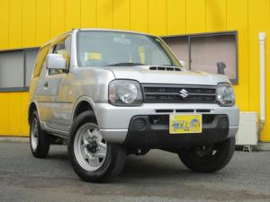 スズキ ジムニー XG 4WDオートマ キーレス CD 車検令和4年6月