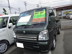 スズキ キャリイトラック KCスペシャル 4WD5MT届出済未使用車