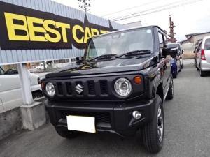 スズキ ジムニー XC 4WD 届出済未使用車 ブレーキサポート デュアルシートヒーター LEDヘッドライト スマートキー