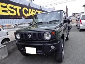 スズキ ジムニー XC 4WD 届出済未使用車 ブレーキサポート LEDヘッドライト デュアルシートヒーター