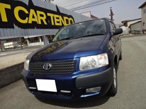 トヨタ サクシードバン UL 4WD 5速マニュアル 社外オーディオ Bluetooth ETC 禁煙車 事故歴無し