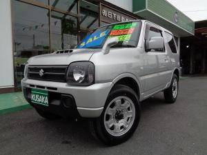 スズキ ジムニー XG 切替4WD IC付タ-ボ CD  キ-レス ABS
