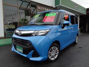 トヨタ タンク XS サポカ- 左電動ドア スマ-トキ-プッシュスタート