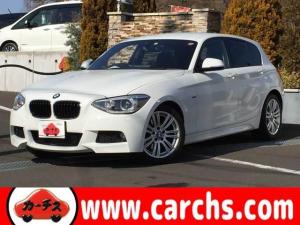 BMW 1シリーズ 116i Mスポ 禁煙車/HDDナビ/バックカメラ/HID